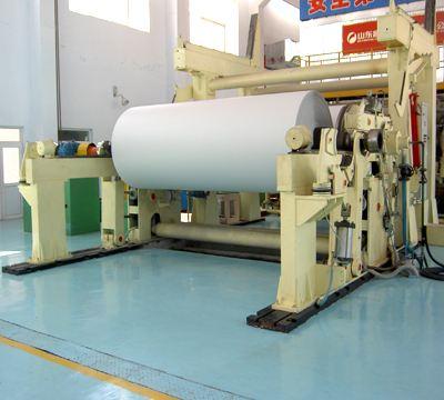 造纸机械设备自动灭火装置